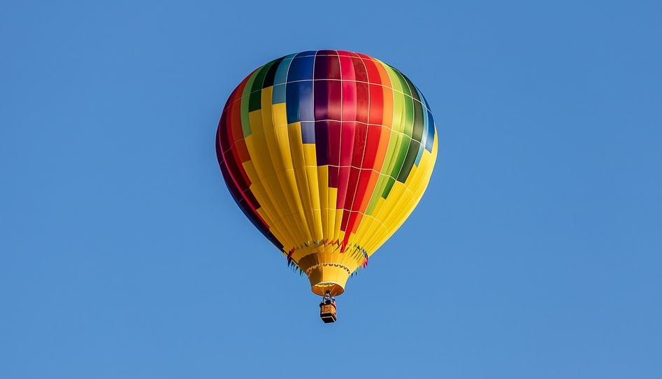 В Германии несколько человек разбились на воздушном шаре