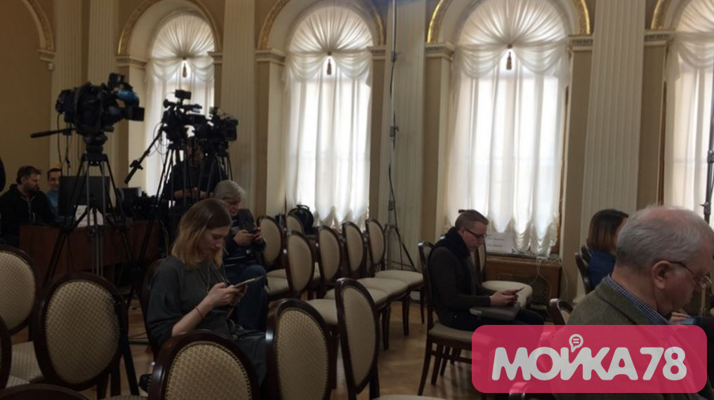 Дом журналиста. Фото: Мойка78