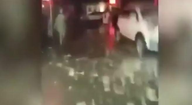 В китайской провинции Сычуань произошло мощное землетрясение