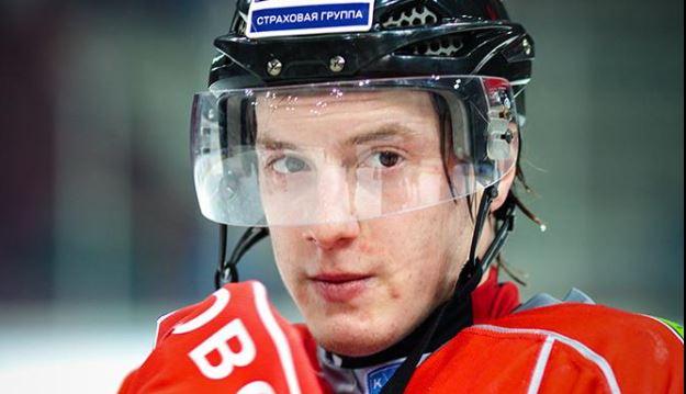 Кагарлицкий три года будет играть за СКА, получая солидный гонорар