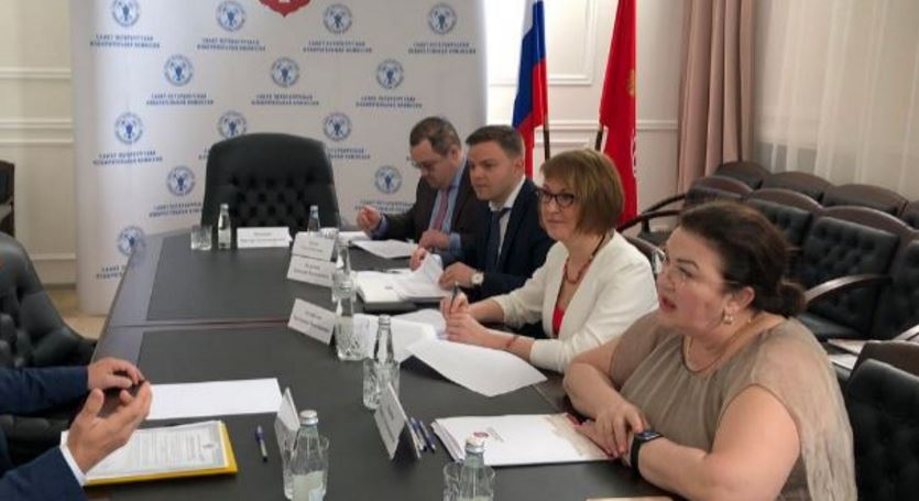 В Петербург прибыли ревизоры из ЦИК