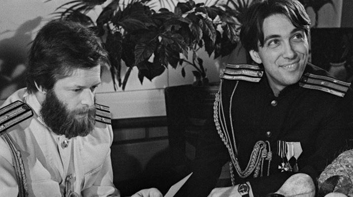 Фильм «Два капитана-2» с Курехиным и Гребенщиковым ищет нового правообладателя
