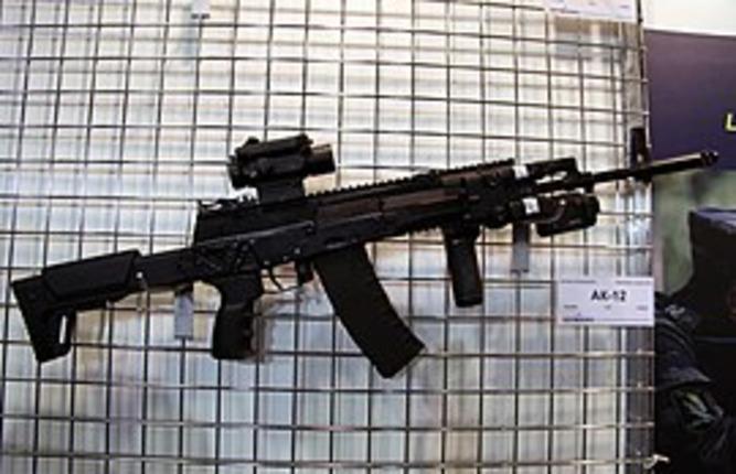 «Калашников» назвал срок начала продаж гражданской версии АК-12