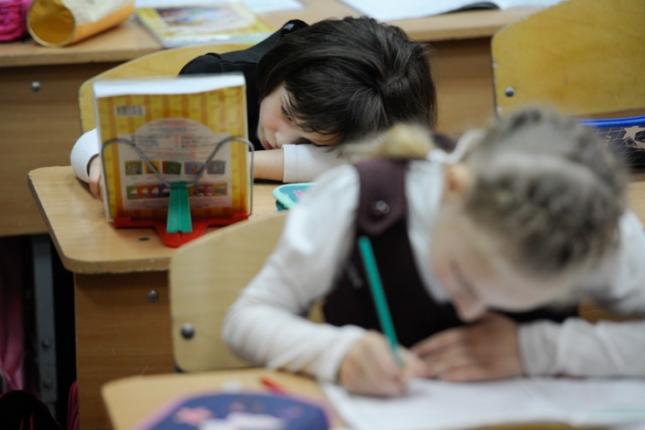 Петербургские школьники будут отдыхать с 4 по 7 мая