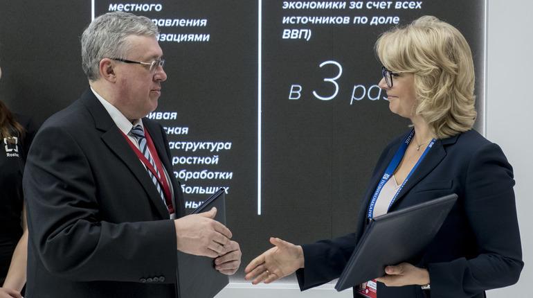 «Ростех» вложит миллиарды в онкоцентр в Петербурге