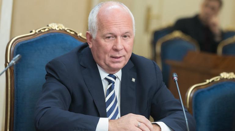 Ростех потеснит бизнес бывшего вице-губернатора Петербурга