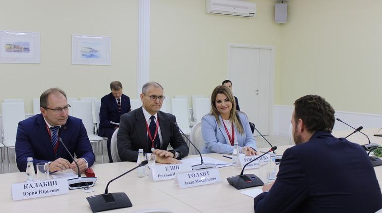 В ОЭЗ Петербурга откроют пять производств стоимостью 10 млрд