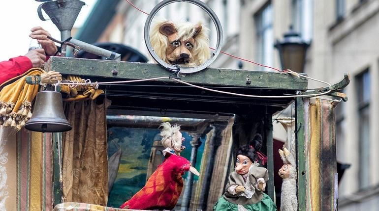 В Петербурге пройдет фестиваль кукольников