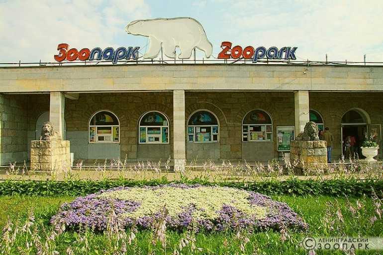 Ленинградский зоопарк отмечает 155 лет