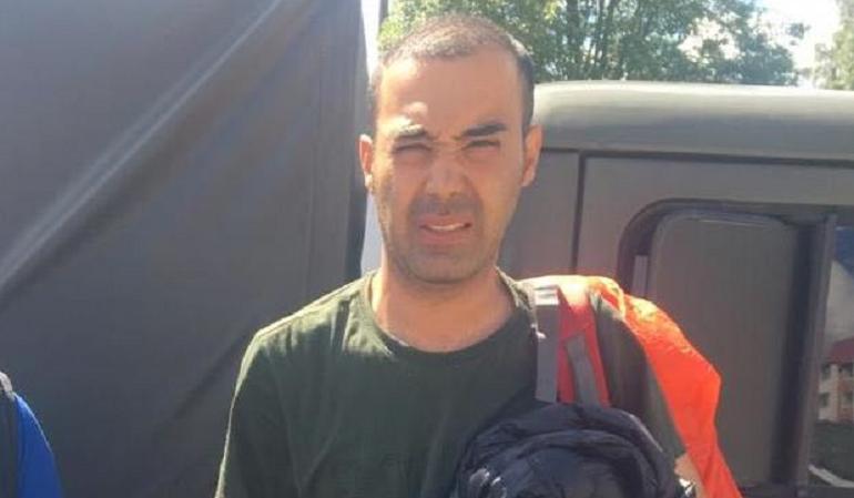 ФСБ перехватила иранца, бегущего в Финляндию