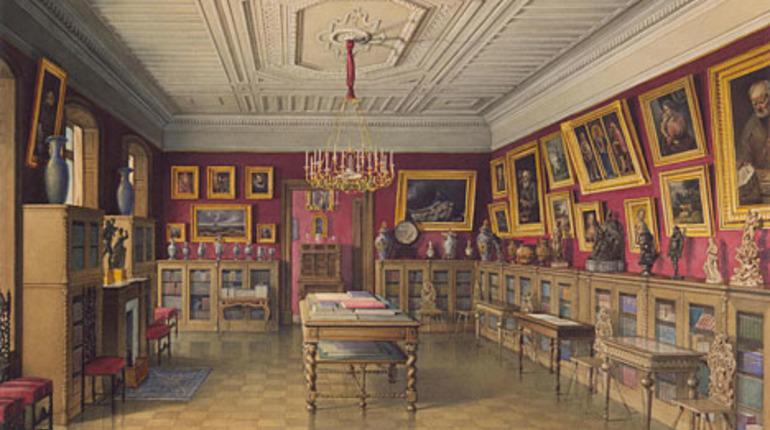 В Эрмитаже покажут редкие экспонаты из коллекции графа Строганова