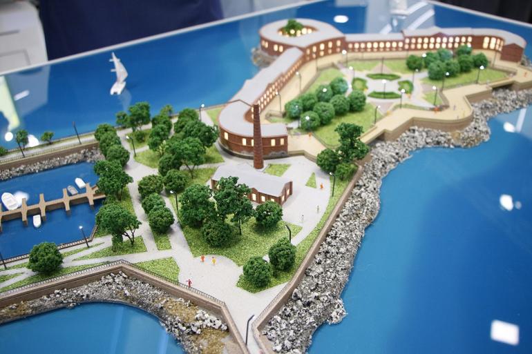 Опыт развития Кронштадта перенимут на острове Русский