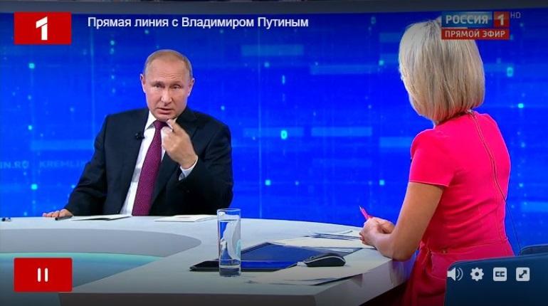 Путин рассказал о тренде на сокращение военных расходов