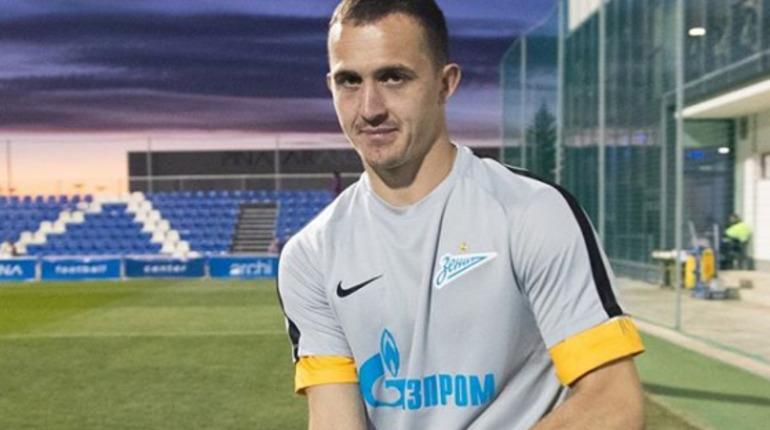 Вратарь «Зенита» Лунев повредил мышцы правого бедра