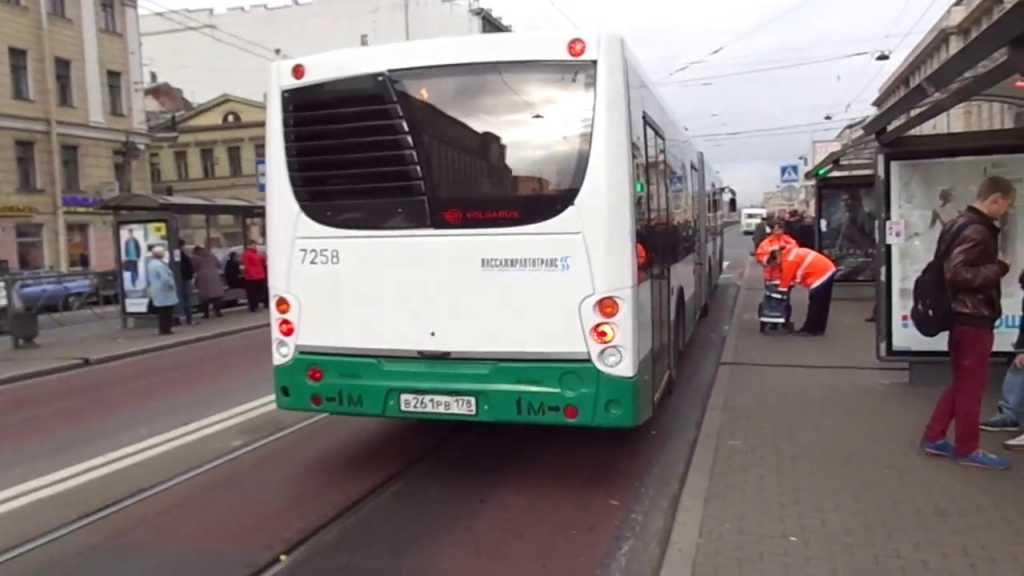 Транспортная реформа в Петербурге: новый подход?