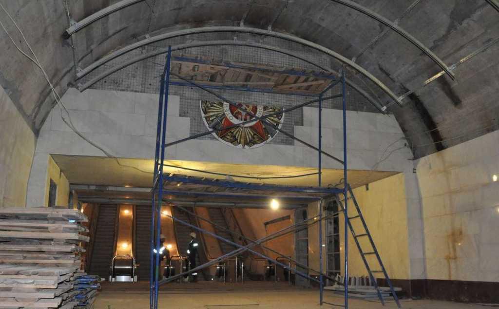 Беглов рассказ о работе над станциями Фрунзенского радиуса