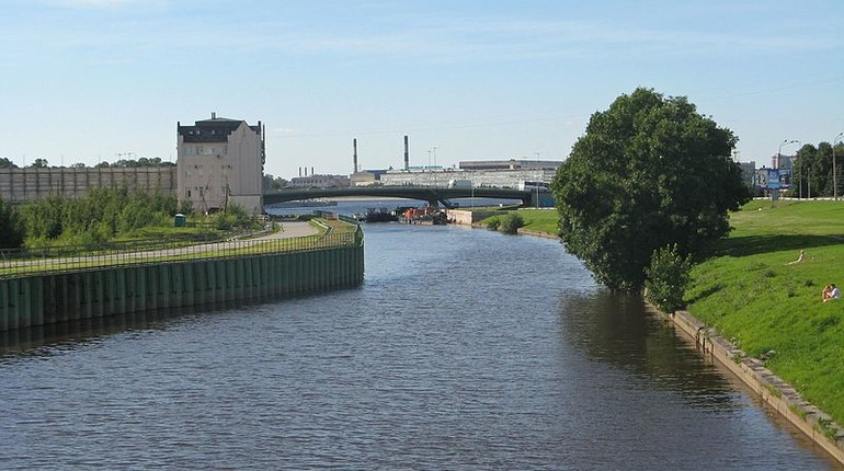 В Петербурге назвали самую грязную реку, это не Нева