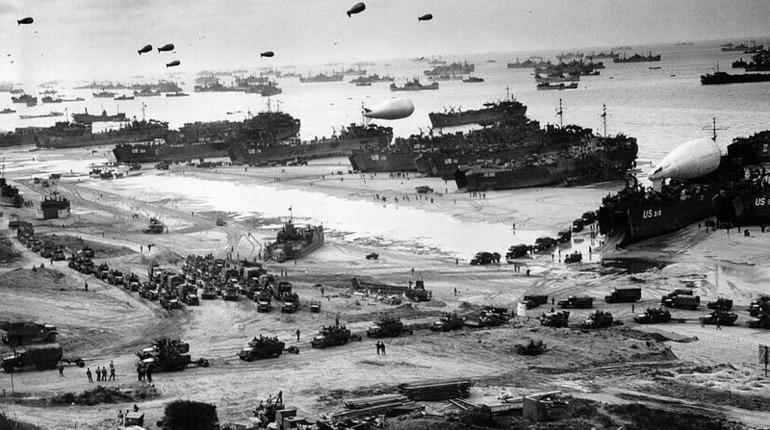 Россию позвали на торжества в честь высадки союзников в Нормандии