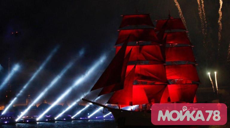 «Алые паруса» смотрели 16 млн человек в России