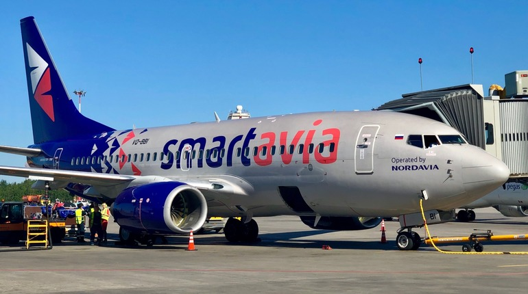 Smartavia открыла прямые рейсы из Пулково в Ереван