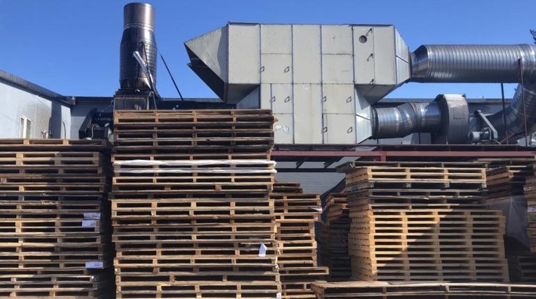 Мебельное предприятие под Всеволожском повторно проверяют на вредные выбросы
