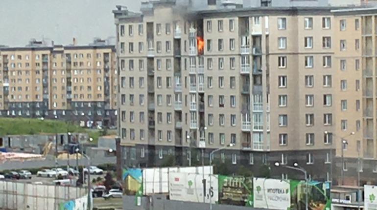 День горящих балконов: на Ростовской и Королева тушат квартирные пожары