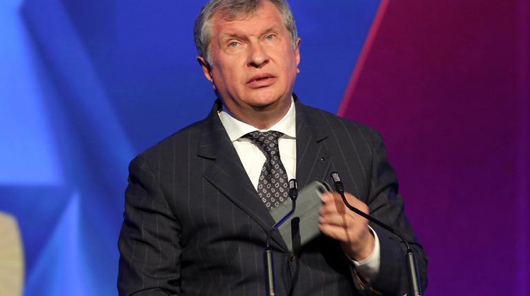 Сечин продолжит возглавлять «Роснефть», его договор продлили на пять лет