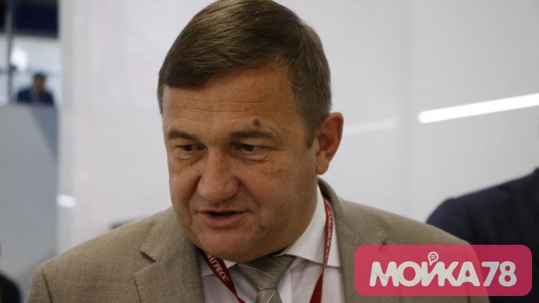 Председатель комитета по культуре Петербурга Константин Сухенко. Фото: Мойка78