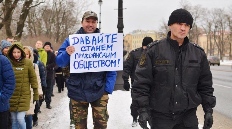 Петр Трофимов. Фото: vk.com