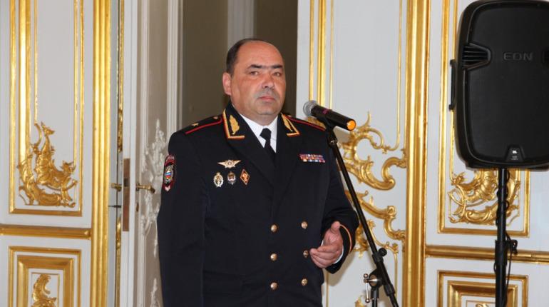 Константин Власов. Фото: МВД