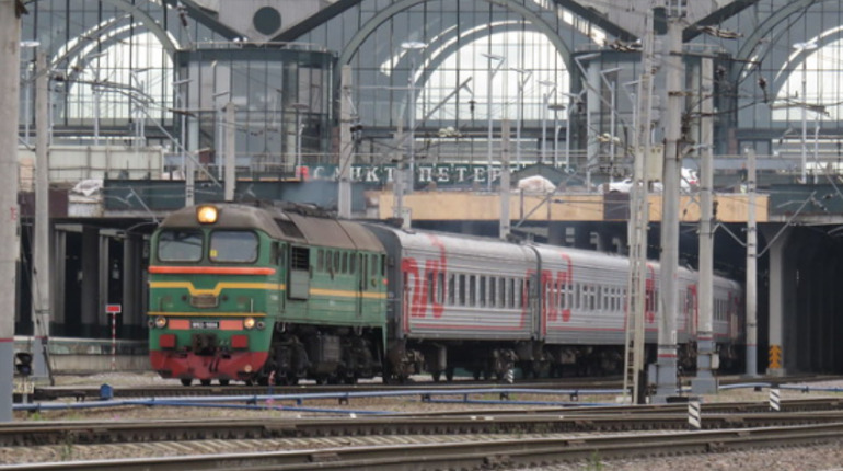 Ладожский вокзал. Фото: flickr.com