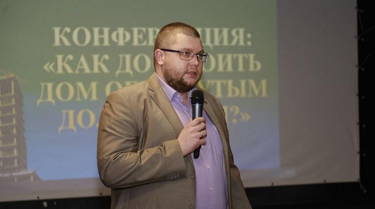 Артем Зиборов: дольщики должны добиваться возбуждения уголовных дел
