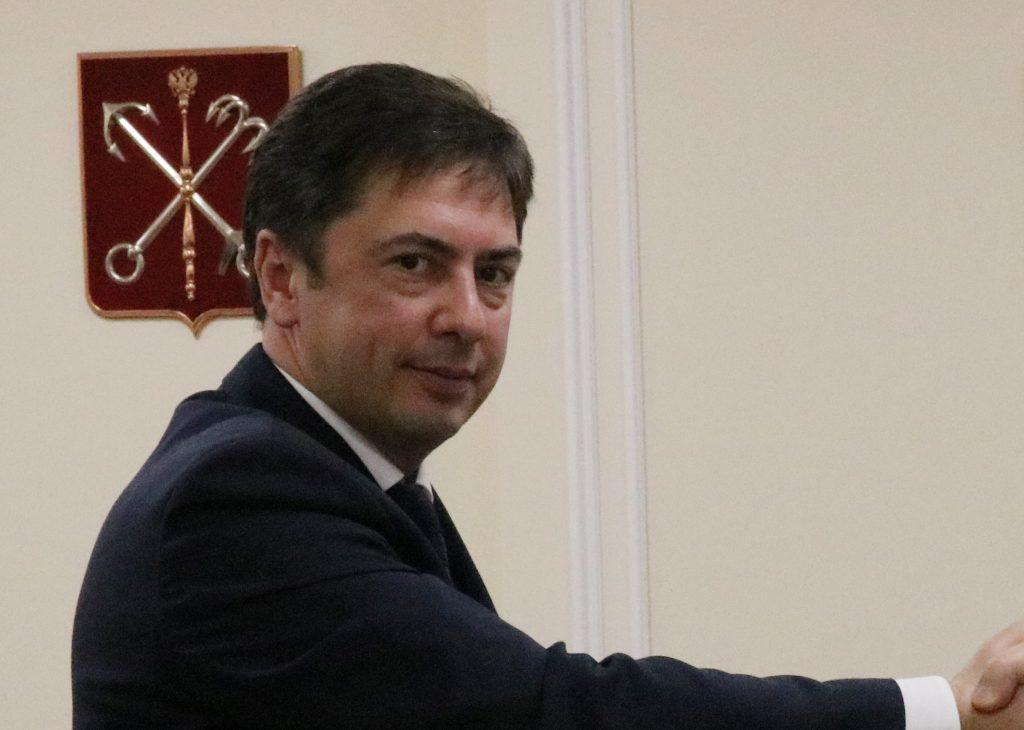 Москаленко: средняя зарплата в Петербурге равна 61,5 тысяч рублей