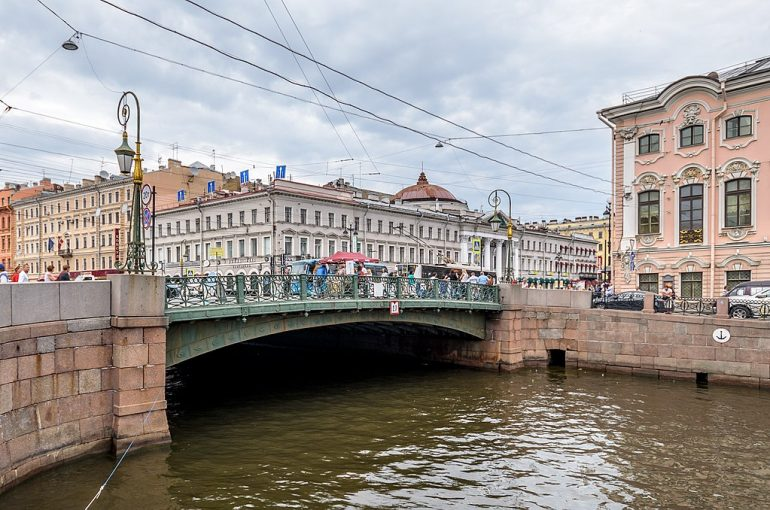 15 июля проверят готовность капремонта Зелёного моста в Петербурге