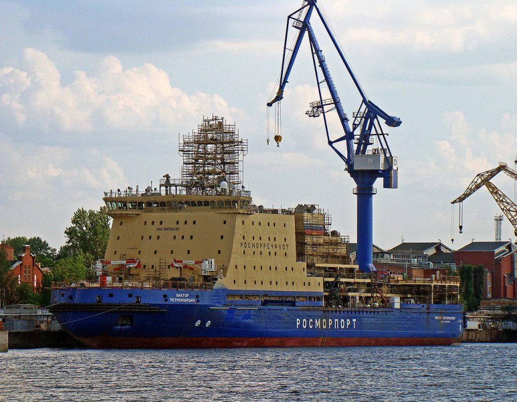 Строящийся в Петербурге «Виктор Черномырдин» подорожал до 12 млрд