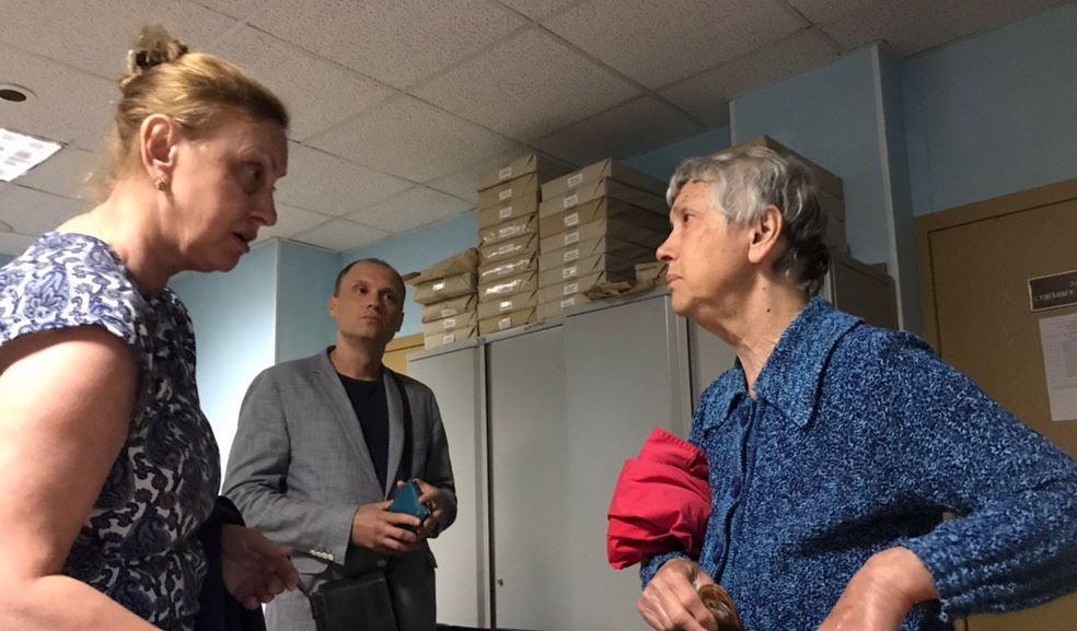 Ветеран труда и дачница Самойлова проиграла суд с «Усадьбой Муталахти»