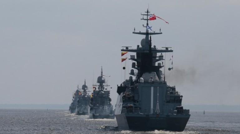День ВМФ перекроет центр Петербурга