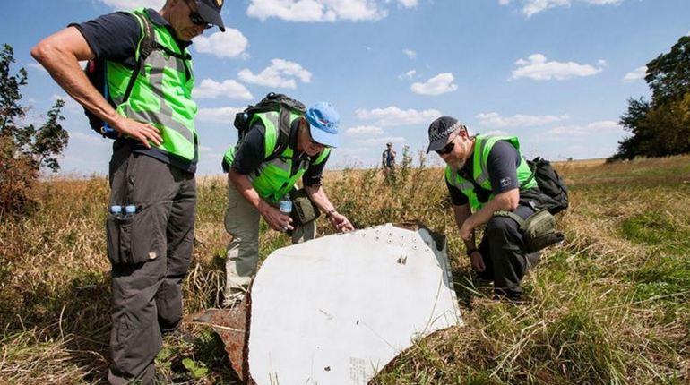 В Нидерландах заявили, что «Бук» не мог сбить самолет рейса MH17