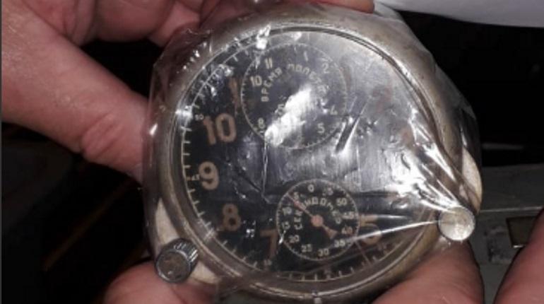 Радиоактивные часы. Фото: комитет по природопользованию