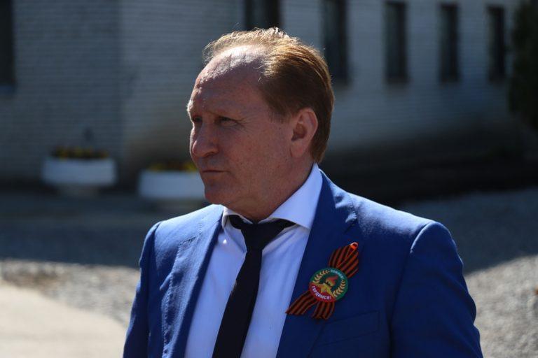 Председатель комитета по благоустройству Владимир Рублевский. Фото: Мойка78/Николай Овсянников
