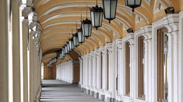 Гостиный двор реконструируют за 300 млн рублей