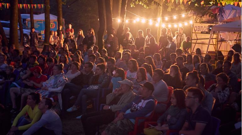 На берегу Финского залива будут показывать короткометражные фильмы