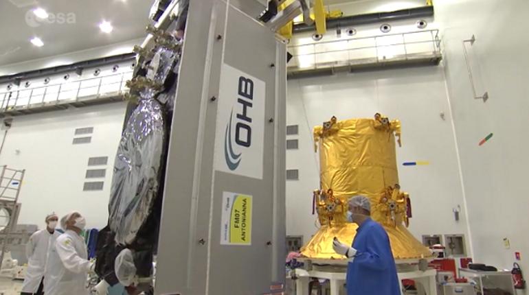 Европейская навигационная система Galileo вышла из строя