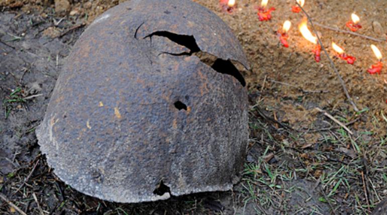 В  Ленобласти обнаружили новое братское захоронение