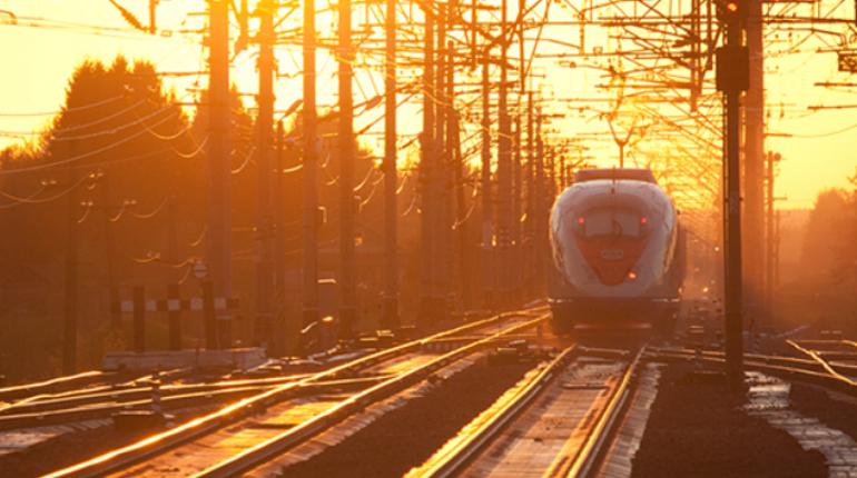 Сорванная крыша прилетела в окно поезда Адлер — Петербург