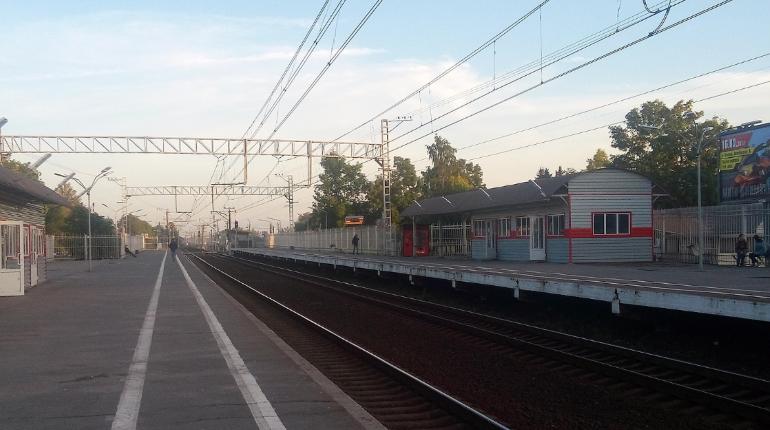 В Смольном рассказали о планах реконструкции железнодорожной станции Колпино