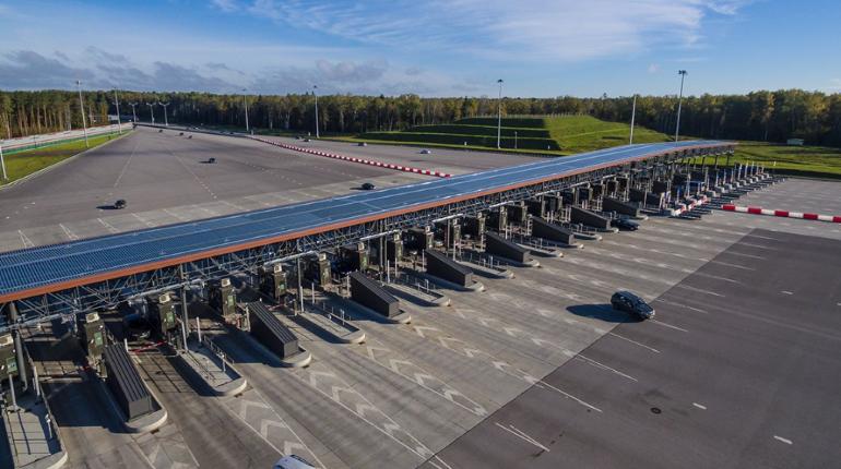 В ноябре откроют новую трассу Москва — Петербург