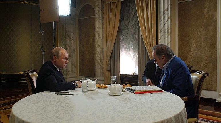 Путин не верит, что Скрипаля отравили британские спецслужбы