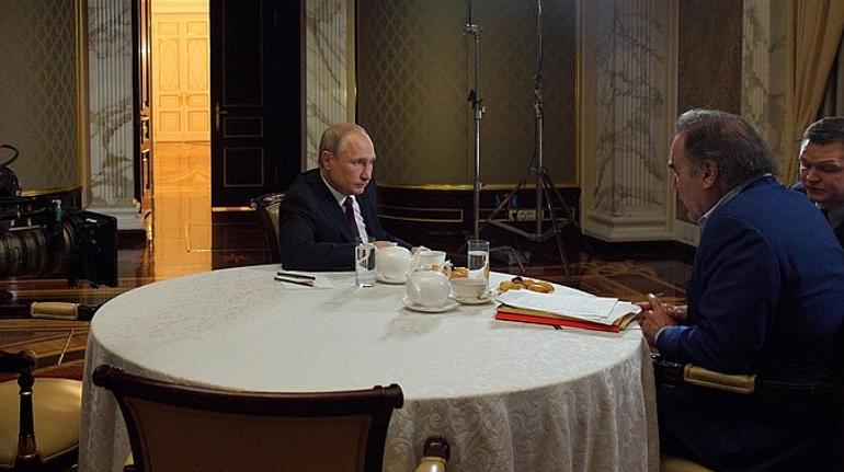 Путин оценил ситуацию на Украине с приходом Зеленского