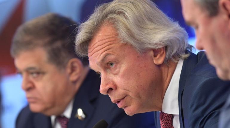 Пушков ответил на заявление директора Ротару о «заказной» травле